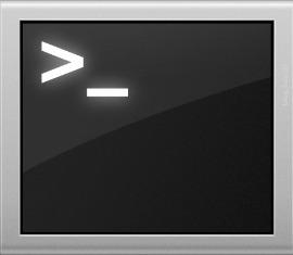 OSX Terminal icon