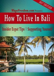 How To Live In Bali 2017 edition
